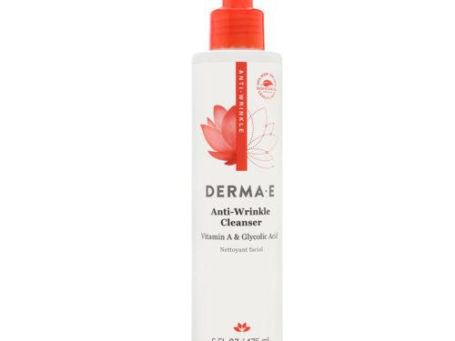 Derma E Anti-Wrinkle Cleanser Vitamin A & Glycolic Acid