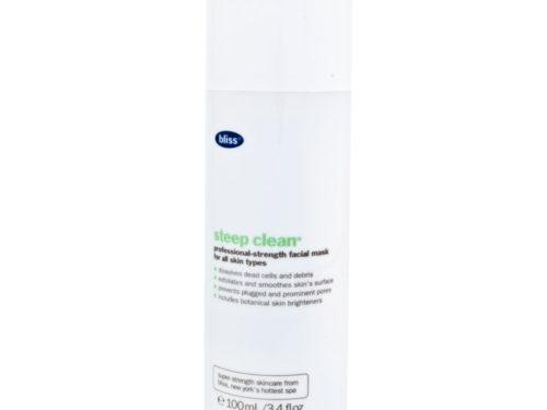 Bliss Steep Clean 15 Minute Facial