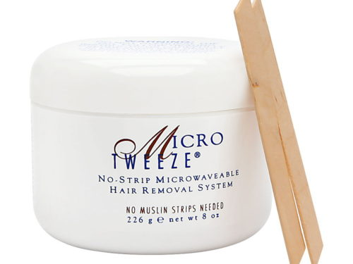 Micro Tweeze No-Strip Microwaveable Hair Removal System