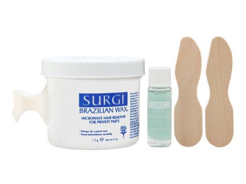 Surgi-Wax Brazilian Hard Wax Kit
