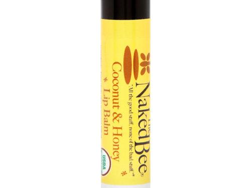 The Naked Bee Coconut & Honey Lip Balm