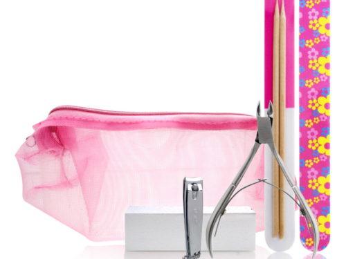 Cala 8 Piece Manicure Kit Salon Collection
