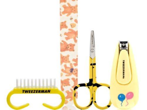 Tweezerman Baby Manicure Kit (4 Piece Kit)