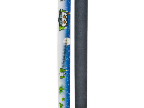 J & D Beauty Holigraphic Holiday Nail File