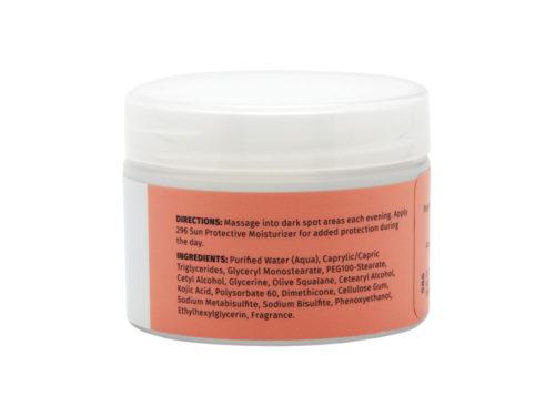 Reviva Labs Brown Spot Night Cream with Kojic Acid