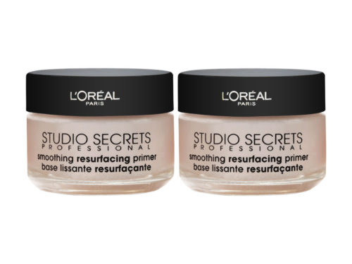 L'Oreal Studio Secrets Professional Smoothing Resurfacing Primer - Pack of 2