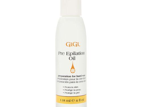 GiGi Pre-Epilation Oil