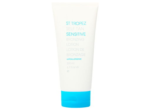 St. Tropez Self Tan Bronzing Lotion for Sensitive Skin
