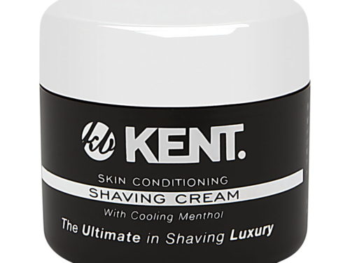 Kent Skin Conditioning Shaving Cream with Cooling Menthol