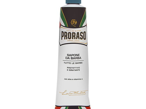 Proraso Shaving Cream with Aloe and Vitamin E Protective and Moisturizing