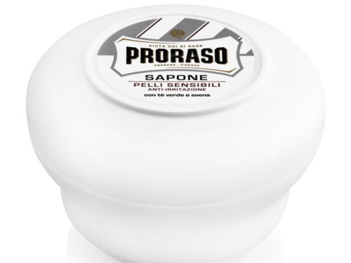 Proraso Shaving Soap in a Bowl - Sensitive