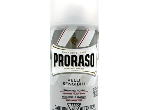 Proraso Shaving Foam with Green Tea and Oat Extract Sensitive Formula