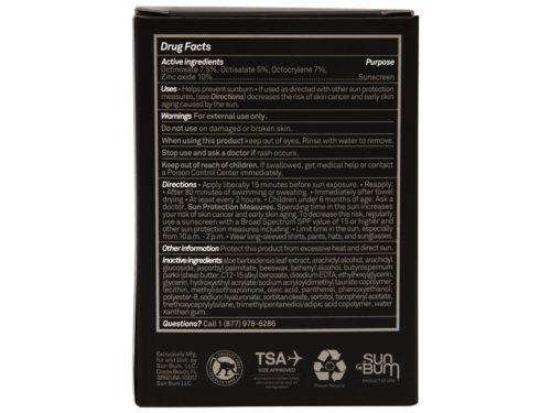 Sun Bum Signature Lotion Premium Zinc Formula High Performance Sunscreen SPF50