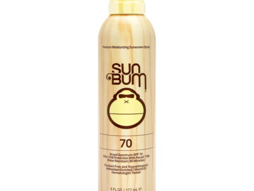Sun Bum Continuous Spray Sunscreen Broad Spectrum SPF 70