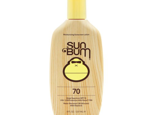 Sun Bum Moisturizing Sunscreen Lotion Broad Spectrum SPF 70