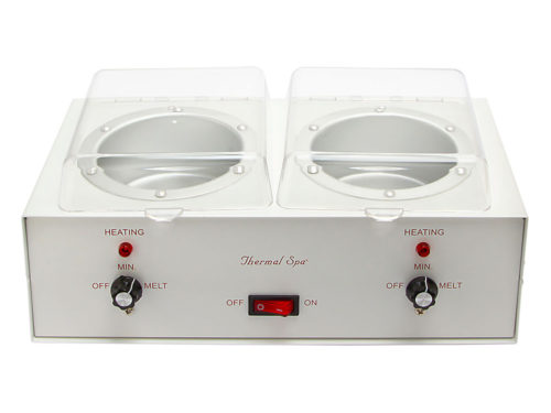 Thermal Spa Professional Elite Double Depilatory Wax Warmer