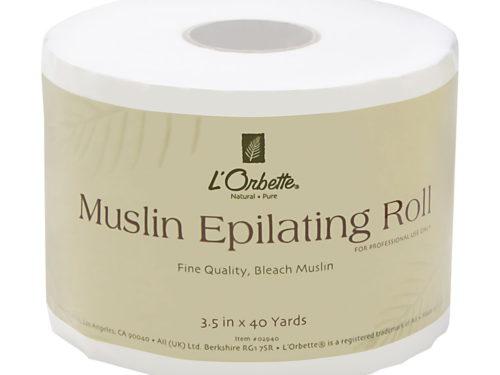 L'Orbette Muslin Epilating Roll