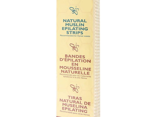 "GiGi Natural Epilating Strips Large ( 3"" x 9"" )"