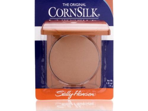 Cornsilk with Comfort Silk by Sally Hansen Blushing Bronzer (Discontinued)