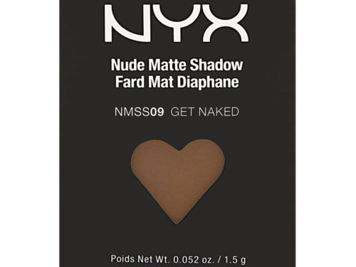 NYX Cosmetics Nude Matte Shadow