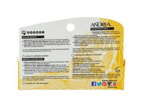 Andrea Lash Adhesive for Strip Lashes - Dark