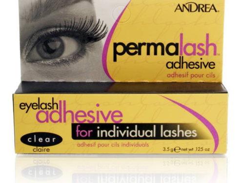 Andrea PermaLash Adhesive Eyelash Adhesive for Individual Lashes - Clear
