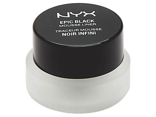 NYX Cosmetics Epic Black Mousse Liner