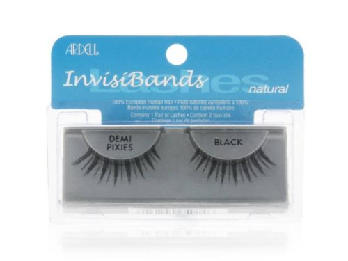 Ardell InvisiBands Lashes Natural - Demi Pixies Black