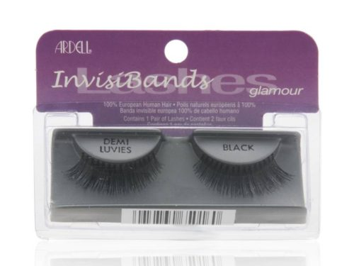 Ardell InvisiBands Lashes Glamour - Demi Luvies Black