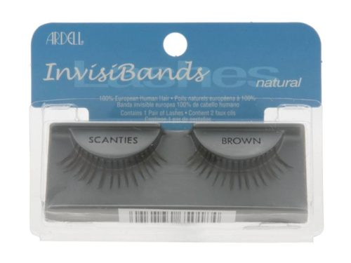 Ardell InvisiBands Lashes Natural - Scanties Brown
