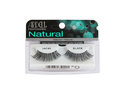 Ardell InvisiBands Lashes Glamour - Lacies Black