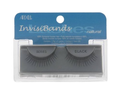 Ardell InvisiBands Lashes Natural - Sexies Black