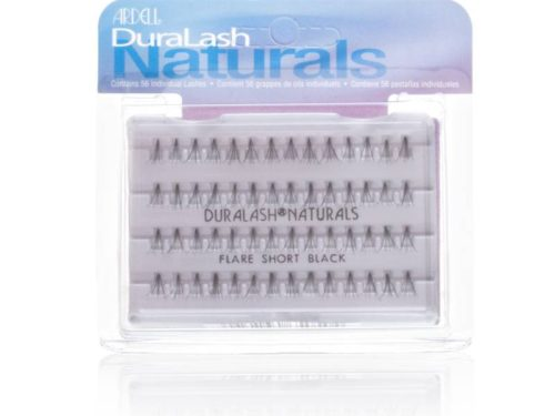 Ardell DuraLash Naturals - Flare Short Black