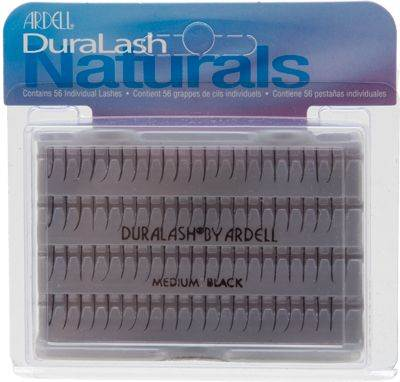 Ardell DuraLash Naturals - Medium Black