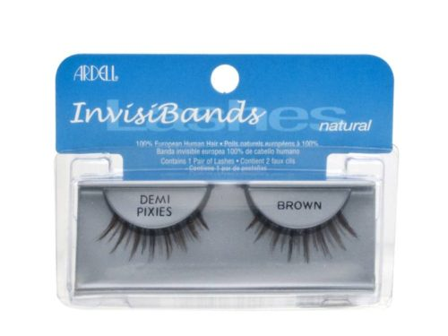 Ardell InvisiBands Lashes Natural - Demi Pixies Brown