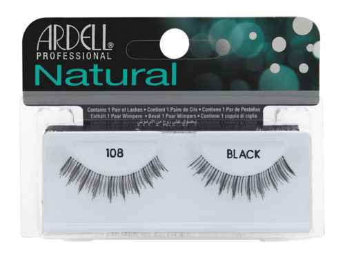 Ardell Fashion Lashes Natural - 108 Black