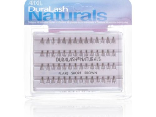 Ardell DuraLash Naturals - Flare Short Brown