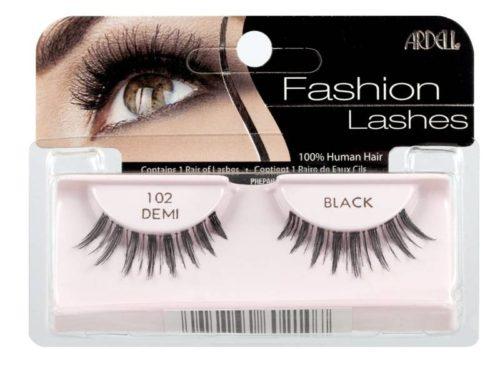 Ardell Fashion Lashes Natural - 102 Demi Black