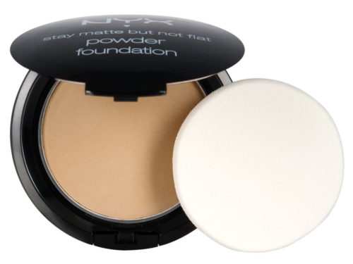 NYX Cosmetics Stay Matte But Not Flat Powder Foundation