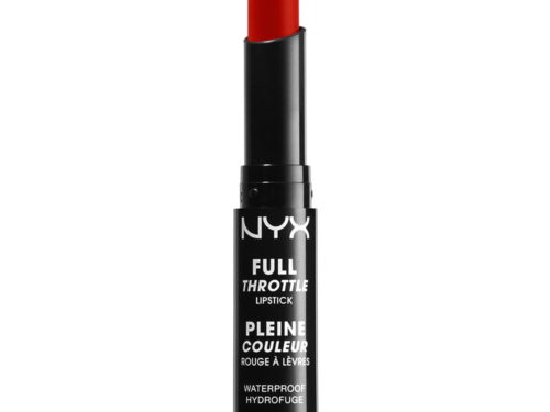NYX Cosmetics Full Throttle Lipstick