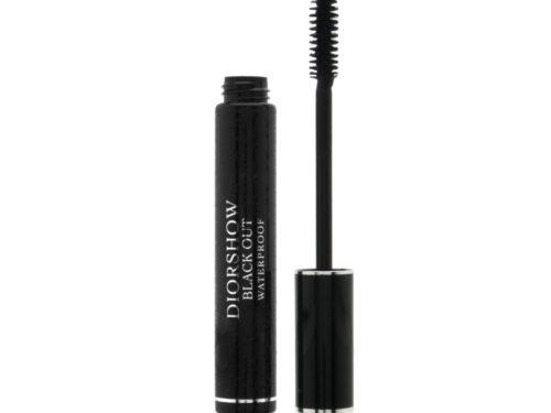 Christian Dior DiorShow Black Out Waterproof Intense Black Mascara