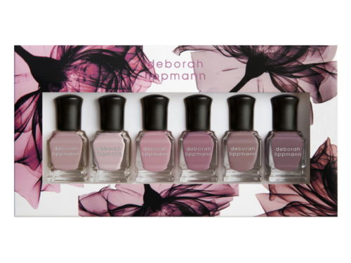 Deborah Lippmann Bed of Roses Shades of Rosy Nudes