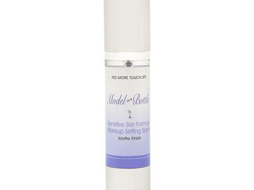 Model In A Bottle Make Up Setting Spray Matte Finish ( Sensitive Skin Formula )