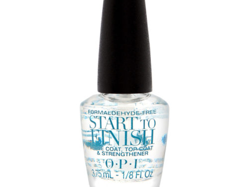 OPI Start to Finish Mini Formaldehyde-Free