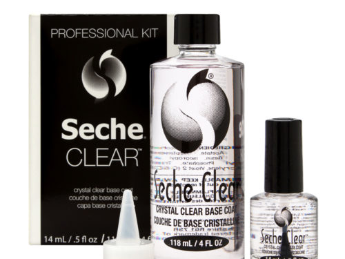 Seche Clear Crystal Clear Base Coat Professional Kit