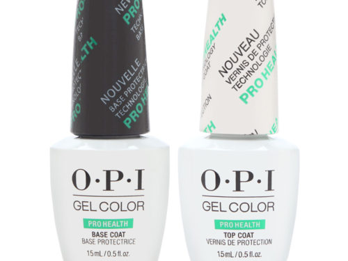 OPI GelColor Pro Health Top and Base Coat Duo