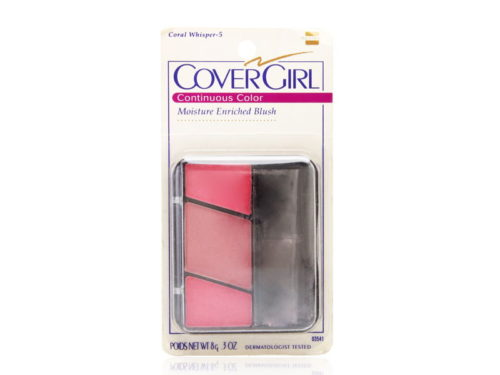Cover Girl Continuous Color Moisture Enriched Blush