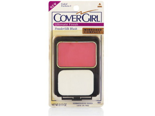 Cover Girl Ultimate Finish PowderSilk Blush
