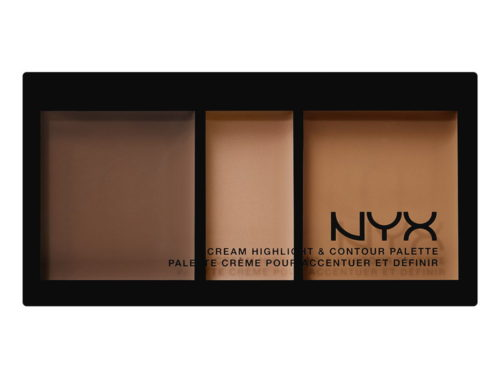 NYX Cosmetics Cream Highlight & Contour Palette