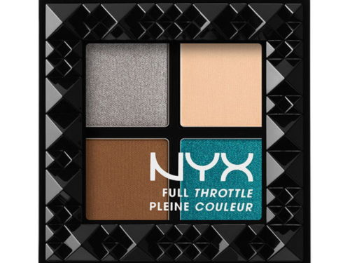 NYX Cosmetics Full Throttle Shadow Palette